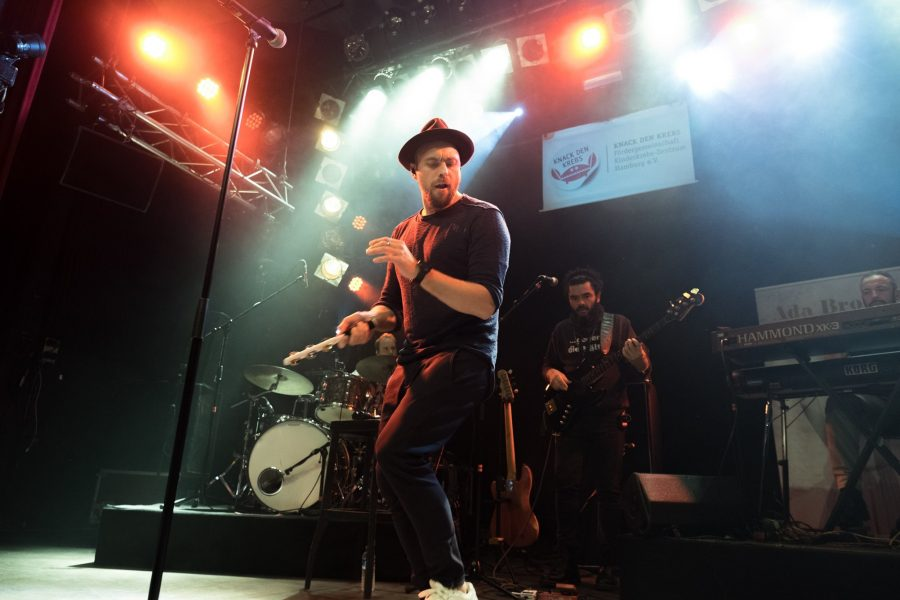 Charity-Konzert Knack den Krebs